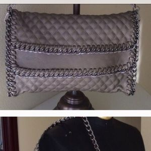 Handbags - Quilted Chain Purse