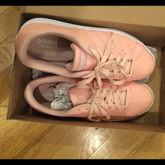 Adidas zapatos Baseline peachpink poshmark