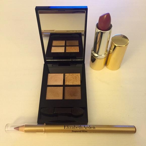 Elizabeth Arden 3 Piece Makeup Set