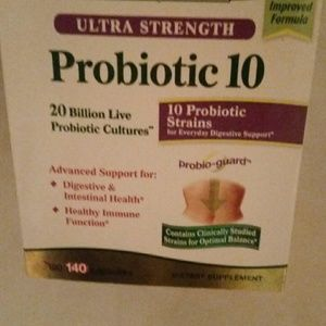 Natures Purest Other - Probiotics