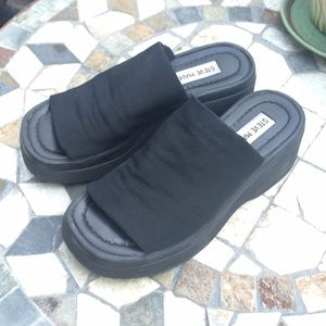 Steve Madden Shoes - SOLD ON EBAY- Steve Madden Slinky sandals 6/36