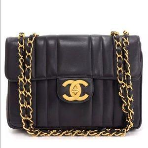 Vintage Chanel Jumbo XL Flap