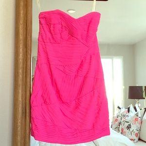 Shoshanna Dresses & Skirts - Shoshanna hot pink mini