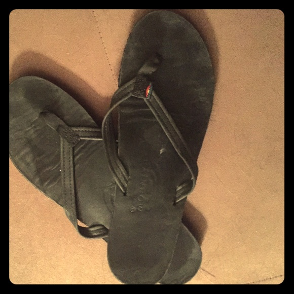 Rainbow Shoes Never Worn Sandals Poshmark
