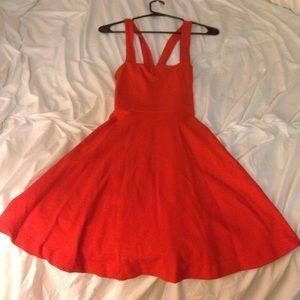 Zara sun dress