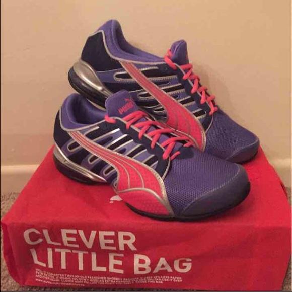 8d2bfe1c87c3 EUC Women s PUMA Voltaic 3 Running Shoes Size 9. M 57c4f91dbcd4a7d3f200e62b