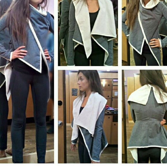 72% off lululemon athletica Jackets & Blazers - Lululemon Presence ...