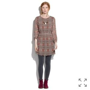 Madewell melody dress