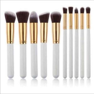 Other - High quality 10pcs makeup brushes