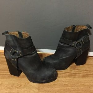 Jeffrey Campbell Shoes - Jeffrey Campbell Moto Boots