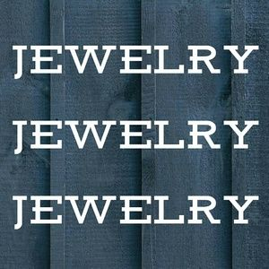 Jewelry - AVAILABLE JEWELRY AND ACCESSORIES ARE LISTED BELOW