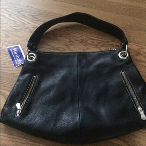BNWT Guaranteed Auth Co-lab Leather Shoulder Bag