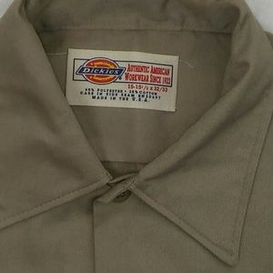 Dickies Other - DICKIES Work Shirt