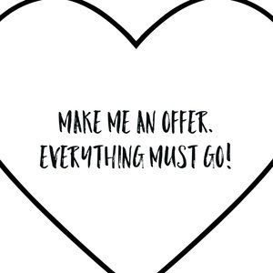 Other - Make me an offer!!! :)