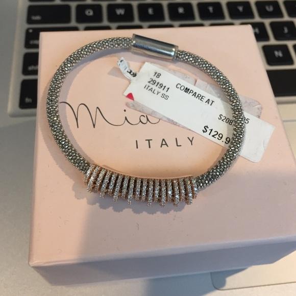 Mia Fiore Jewelry Sale Italy Sterling Sliver Rose Poshmark