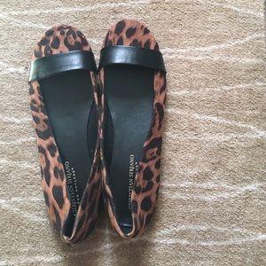 Christian Siriano Shoes - Christian Sirano leopard flats