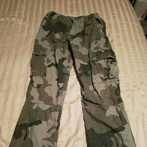 Other - Boys Size 18 Camo Pants