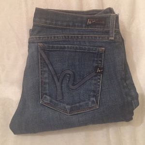 Citizens of Humanity Denim - Citizens of humanity jeans Low waist bootcut