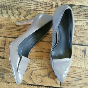 Shoes - Dover Grey Leather Comptoir Des Contonniers Shoes