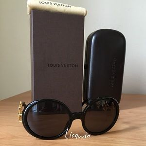% Authentic Louis Vuitton Sunglasses 