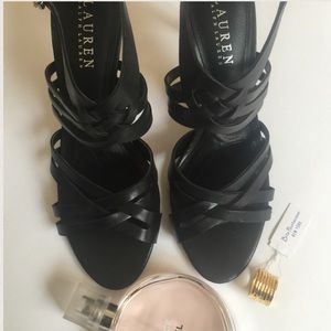 Lauren Ralph Lauren Shoes - Ralph Lauren Heels ✨can fit 7 1/2✨
