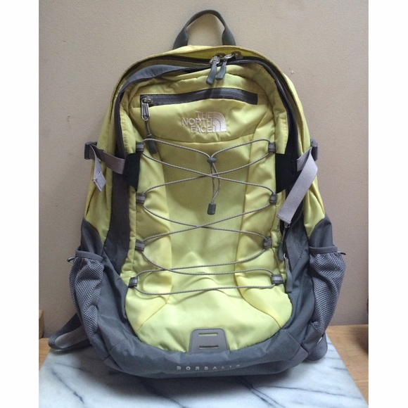8c1de3a74026 The North Face Borealis Backpack Light Yellow
