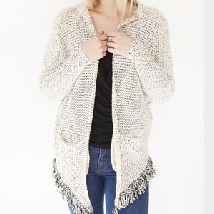 Free People Sweaters - Free People love me tender cardigan