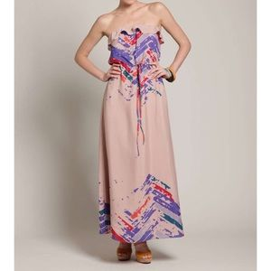 Dolce Vita Dresses & Skirts - Dolce Vita Strapless Maxi Dress