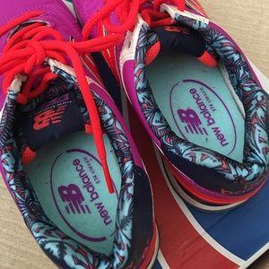 New Balance Shoes - New Balance 574 Luau Running Shoes