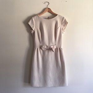 Vintage 60's Cream Dress