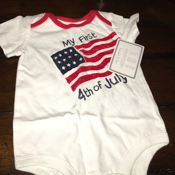 a71b5981c Koala Kids One Pieces | My First Fourth Of July Onesie | Poshmark