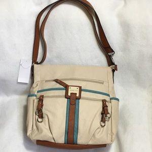 Rosetti Handbags - Tri Color Multi Pocket and 3 Compartment Bag NWT