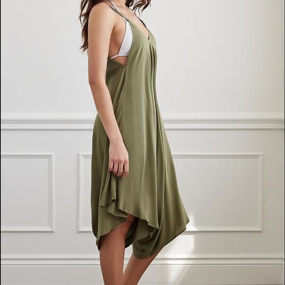 Harem Jumpsuit Cover Up/Dress