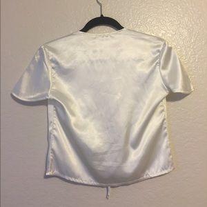 Brandy Melville Tops - Leesa silky top