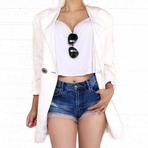 Escada Jackets & Blazers - Escada off white blazer