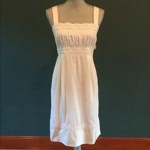 Catherine Malandrino White Dress