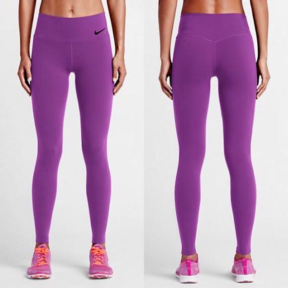 aa55fd0bd5b05 Nike Pants   Womens Legendary Tight Drifit Legging   Poshmark