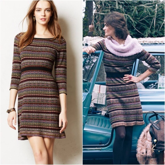 Sweater Dress Anthro