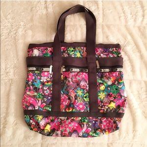 LeSportsac Handbags - 🎉HP🎉Lesportsac Hippie Daze 60s Theme Bag