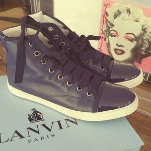 Lanvin Shoes - Lanvin sneakers