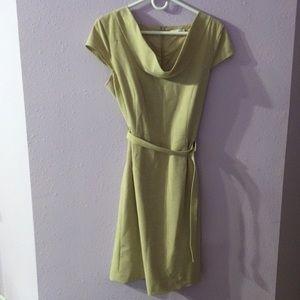 Calvin Klein Beige Formal Dress