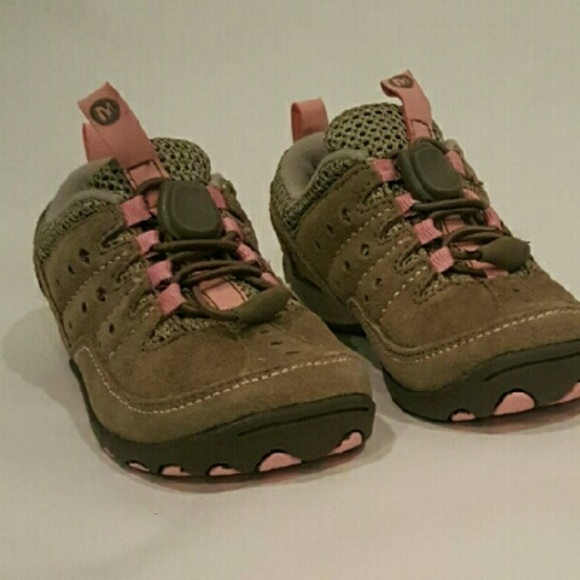 merrell no lace shoes