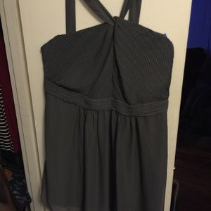 Dresses & Skirts - Beautiful grey dress!