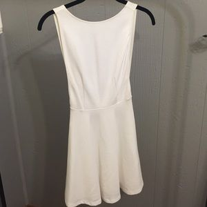 white American Apparel Dress