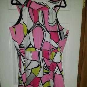 Crazy Colourful Dress