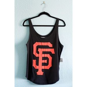 "F21 | NWT ""SF Giants"" Tank"