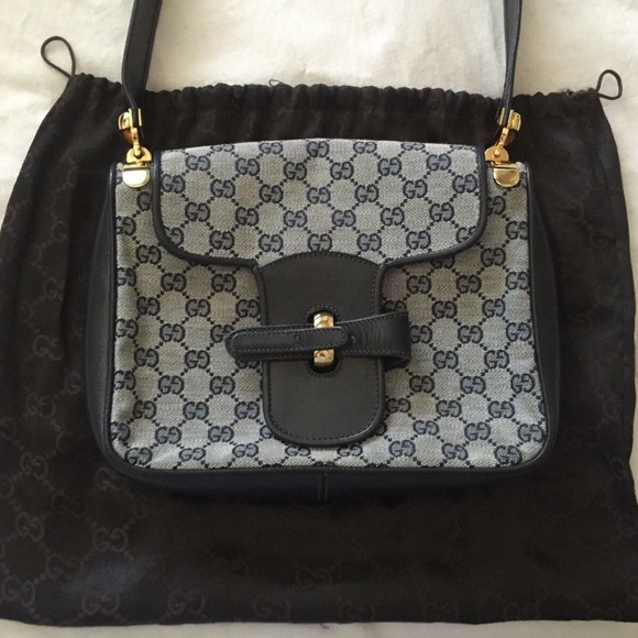 9c6498fd21b Gucci Handbags - ✨🎉SALE - Auth Vintage Gucci Monogram Shoulder Bag