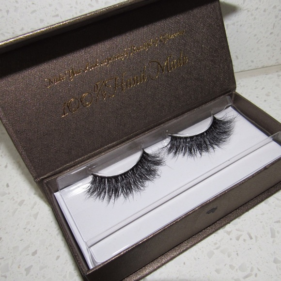 Senior Eyelashes Makeup Mink False Lashes Poshmark