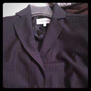 Calvin Klein Other - Calvin Klein pinstripe suit