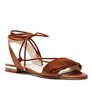 Louise et Cie Fringe sandals